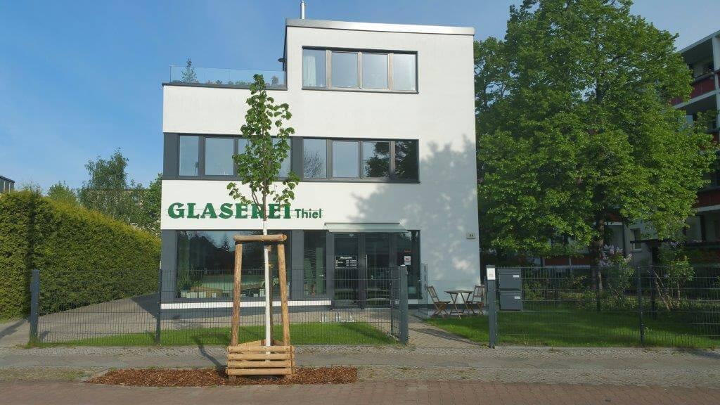 Glaserei Thiel in Berlin-Köpenick